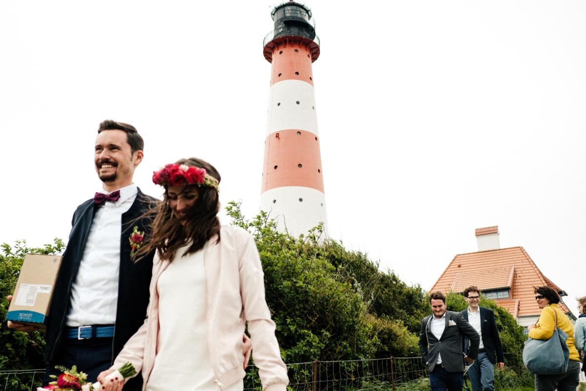 heiraten leuchtturm westerhever