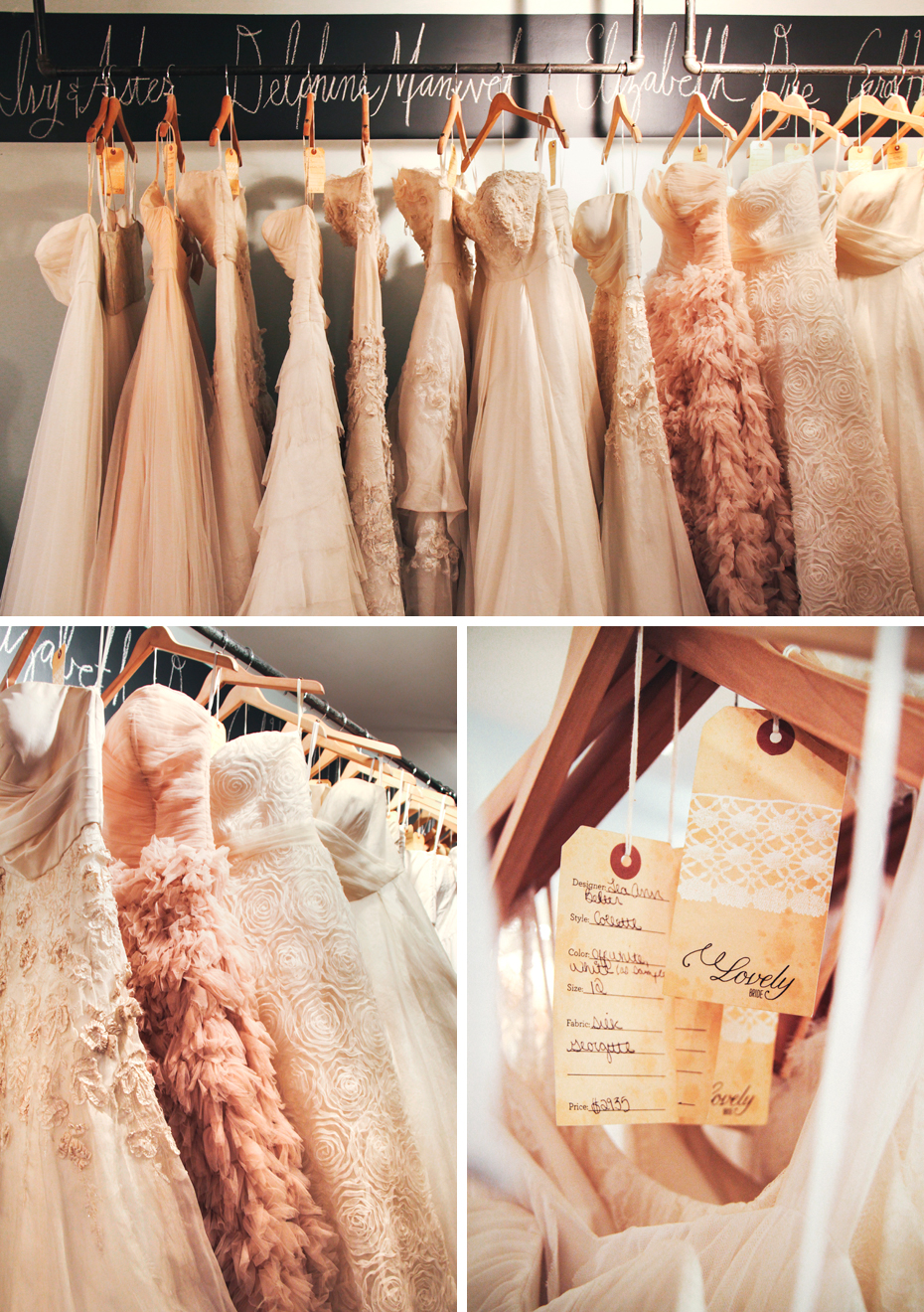 Lovely bridal boutique new york city bridesmaid dresses for Wedding dress boutiques in nyc